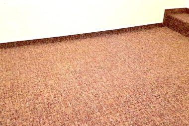 Teppichboden mit Anschlagskante MS Parkett Lörrach Steinen